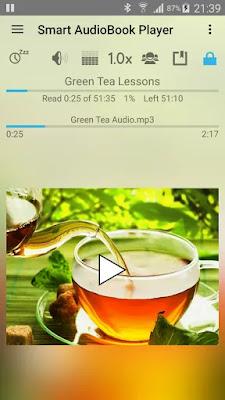تطبيق Smart AudioBook Player v4.1.4 قارئ الكتب الصوتية نسخة مدفوعة