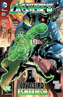 Os Novos 52! Lanterna Verde #48