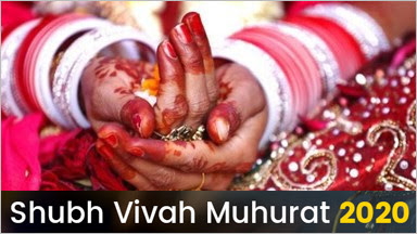 Best Shubh Muhurat and Auspicious Time for Marriage in 2020-2021