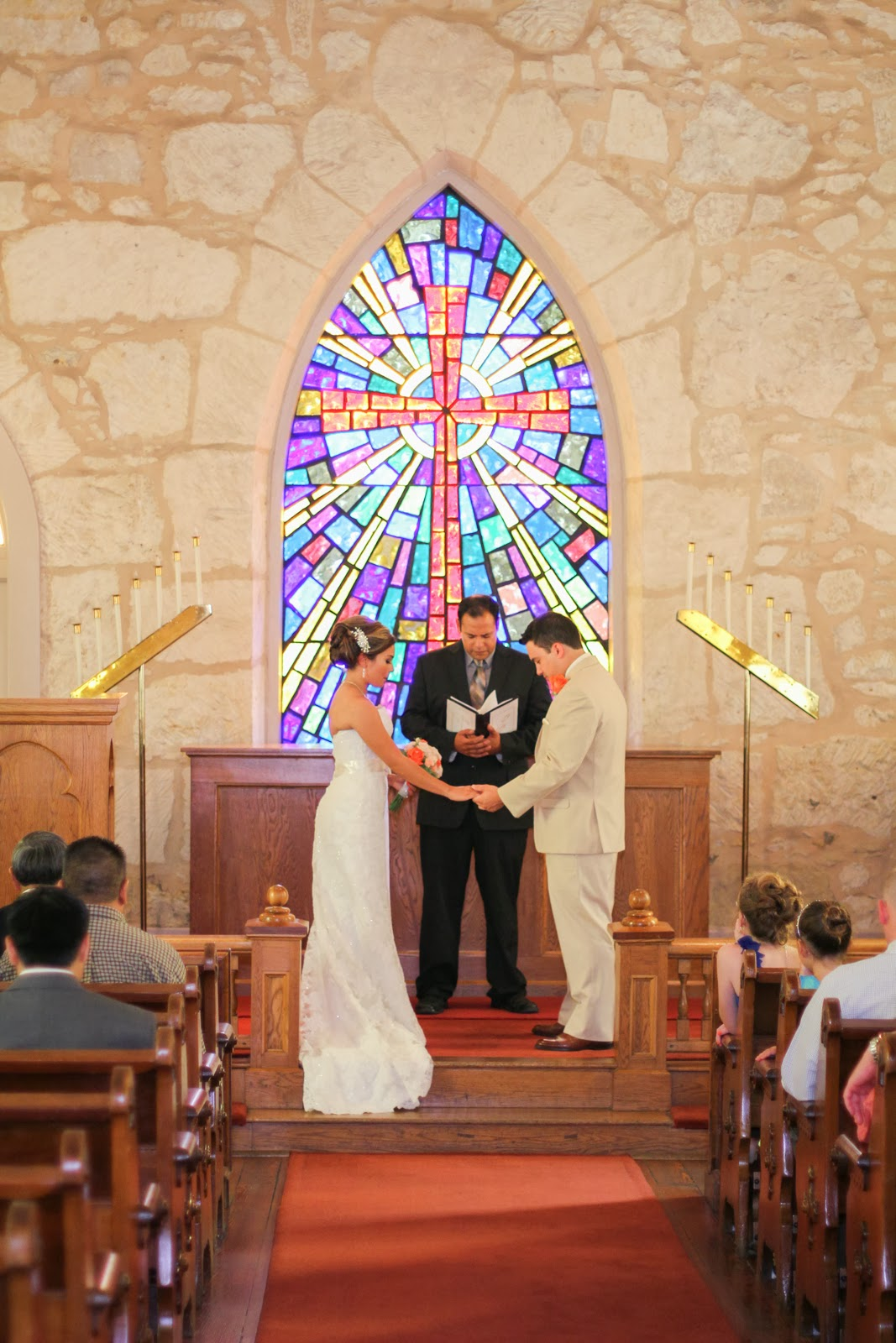 Victoria K Photography Kelly  Zachs Little Church of La Villita Wedding