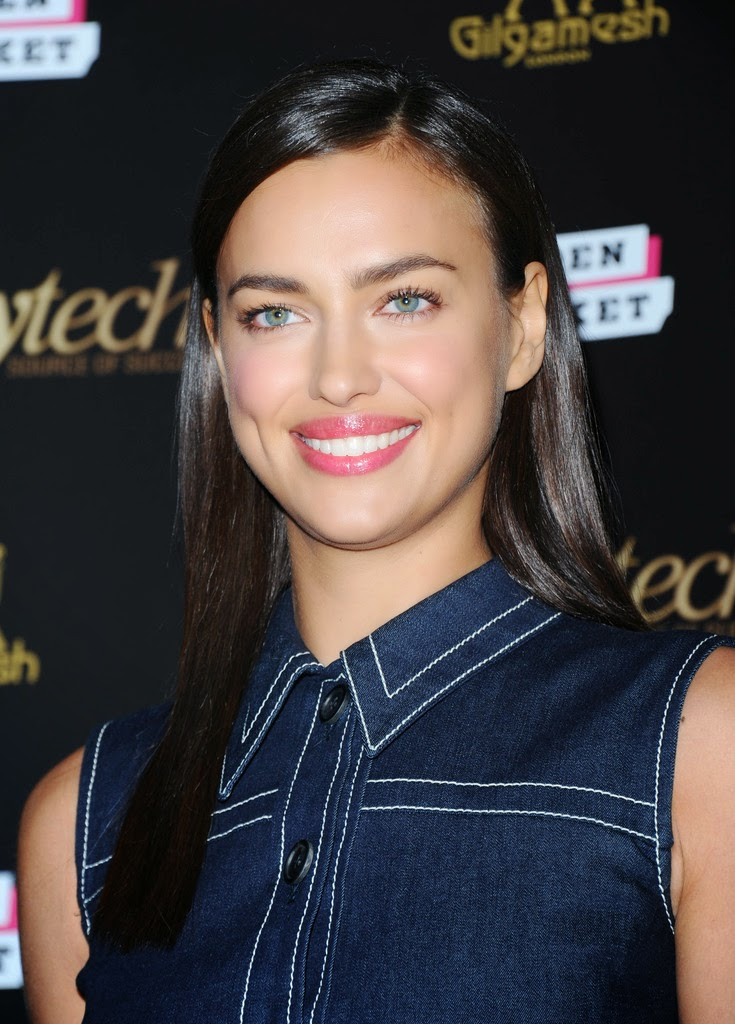 Irina Shayk at Playtech Launch Party in London