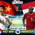 Xem trực tiếp Việt Nam - Indonesia lượt về ngày 7/12