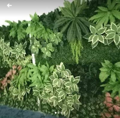 Vertikal Garden Sintetis - SuryaTaman