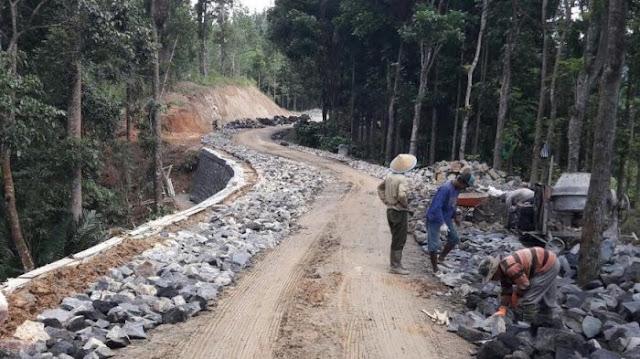 Ini Dia Proyek Jalan Tembus Banjarnegara-Kebumen Lewat Pesangkalan