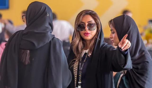 Как выглядят саудовские девушки без хиджаба
