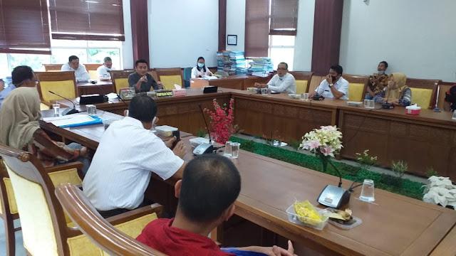 Komisi I DPRD Batam Gelar RDP Terkait Penyerobotan Lahan Kavling di Kampung Pancur Tanjung Piayu