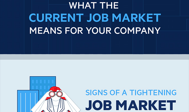 What the Current Job Market Means for Your Company