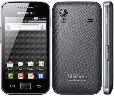 Galaxy Ace GT-S5830 B/L