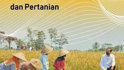 Ini APBN Sektor Pertanian dan Perkebunan Yang di Gelontorkan Pemerintah