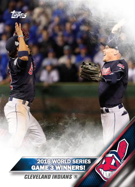 World Series – Game 3 Winners!