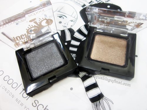 Glam Rock Urban Shadow #5 (Golden Edge) & #7 (Rock Black)