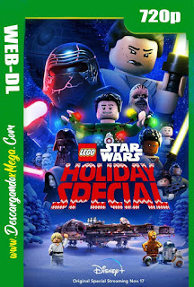 Lego Star Wars Especial Felices Fiestas (2020) HD [720p] Latino