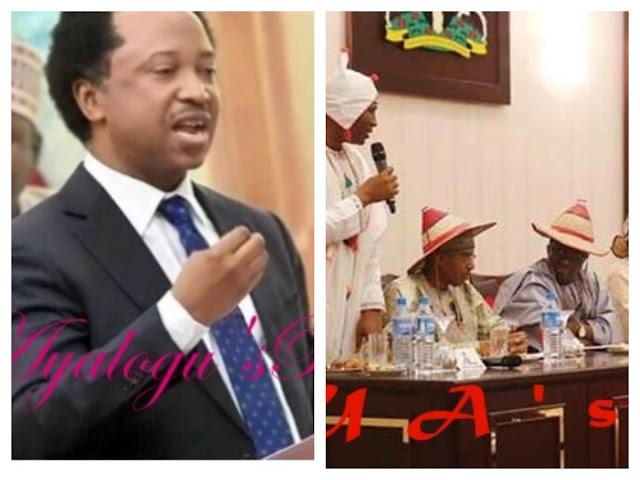 Buhari vs Atiku: Shehu Sani reacts to Miyetti Allah's endorsement, tells group what to do