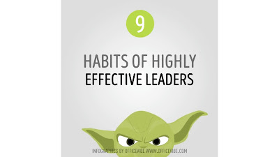Habits of highly effective leader