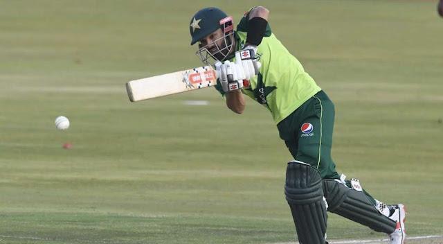 Mohammad Rizwan breaks into top ten in ICC T20I batsmen rankings