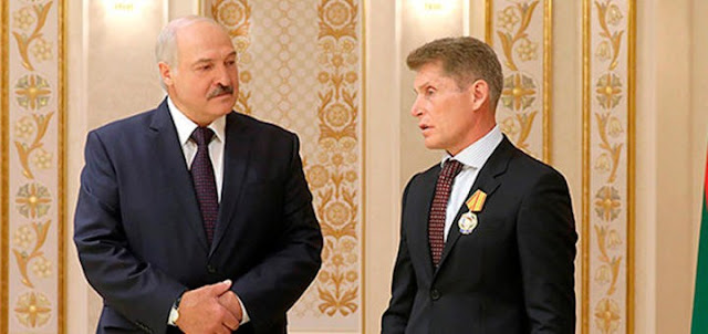 Лукашенко «поблагодарил» Россию от души