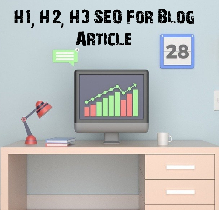 H1, H2, H3 SEO For Blog Article image here