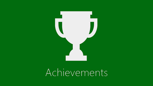 Achievements will hold your back