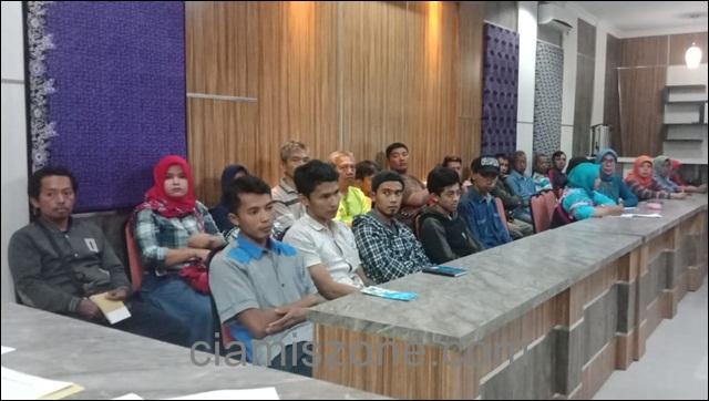 KPU Ciamis Kawal Logistik Surat Suara dari Semarang