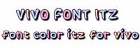 15+ Font Vivo itz Premium Gratis