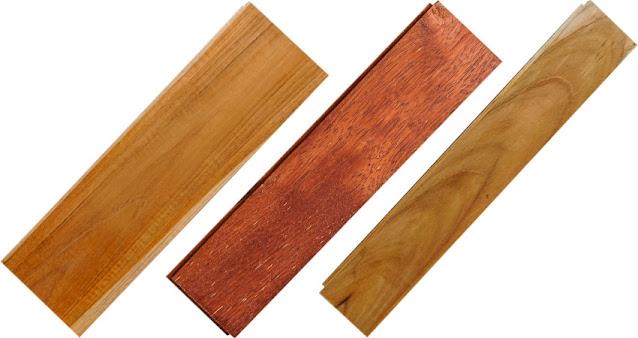Produk lantai kayu kota kendari