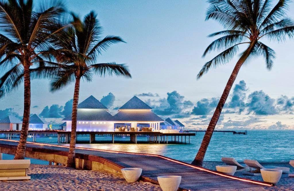 Thudufushi Island (Maldive) - Diamonds Thudufushi Beach ...