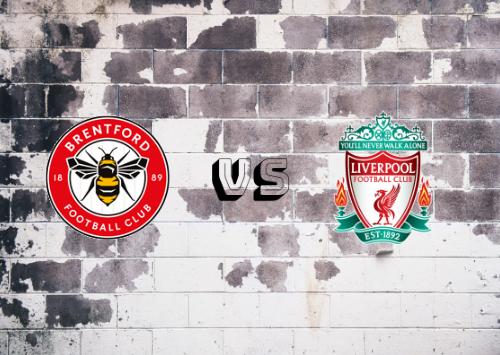 Brentford vs Liverpool  Resumen y Partido Completo