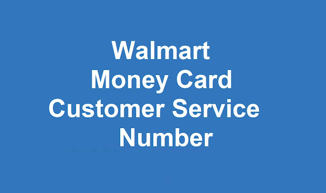 Walmart Money Card Customer Service Number