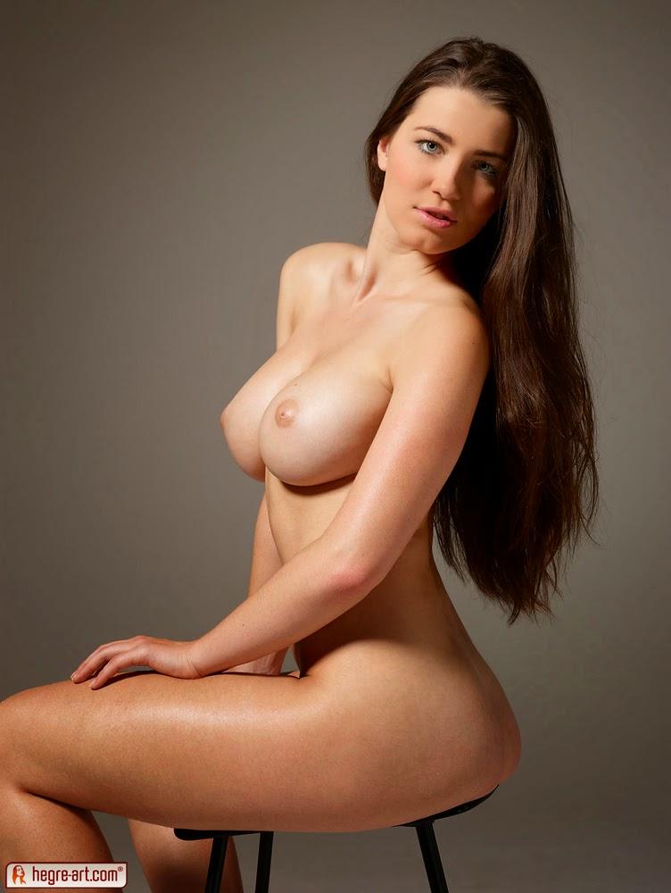 Perky boobies