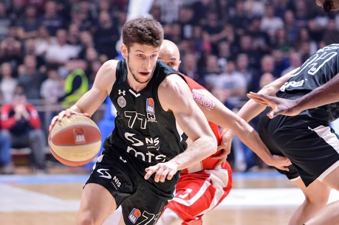 Trenirao sa Lukom Dončićem, pa se vratio u Partizan: Ovo je nešto posebno, prelepo za mene...