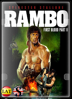 Rambo 2 – La Misión (1985) REMASTERIZADO FULL HD 1080P LATINO/INGLES