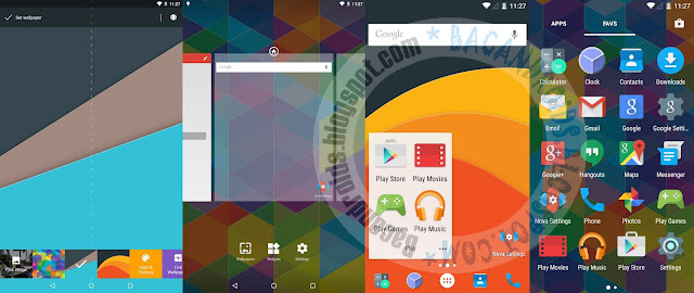 Nova Launcher Prime Terbaru For Android Versi 5.0 Beta 3 APK