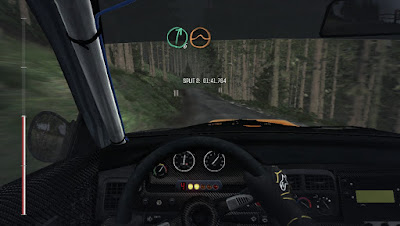 Dirt Rally Cockpit View Amd Athlon 200ge , prosesor APU murah untuk gaming