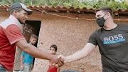 Vereador Pedro Neto realiza visitas em  Zona Rural de São Roberto.
