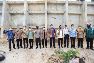 Peresmian Menara Suar Tanjung Batu Mamburungan