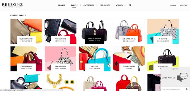 Own Sell Your Luxury Goods, luxury goods, luxury handbag for sale, reebonz, luxury goods sale, Prada, Balenciaga, Givenchy, Salvatore Ferragamo, Michael Kors, Louis Vuitton, Chanel, pre-owned luxury, Reebonz Closets, malaysia buy sell online, reebonz 7 anniversary sale,  reebonz 7 anniversary