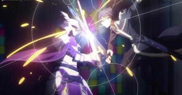 Sword Art Online: Alicization Episode 15 Subtitle Indonesia