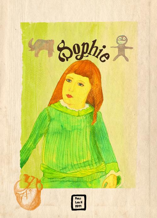 Sophie Rackham by Pablo Lara H