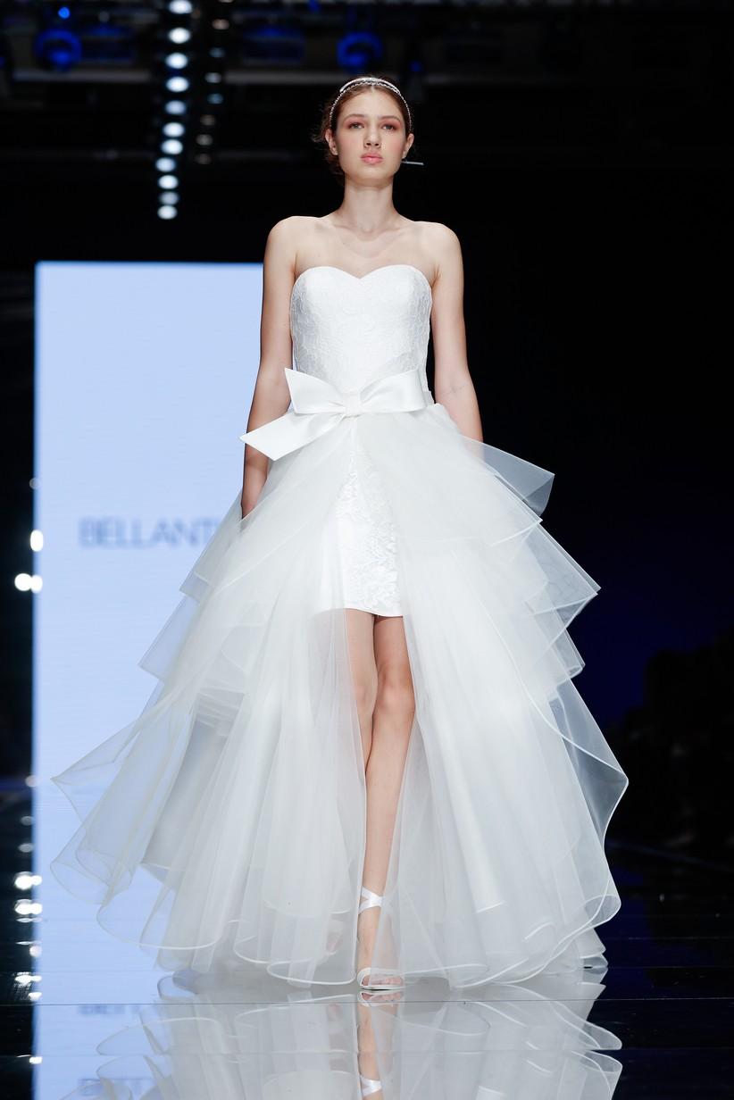 quality design a6061 810b4 Abiti da sposa originali: 5 trend dalla sfilata Blumarine e ...