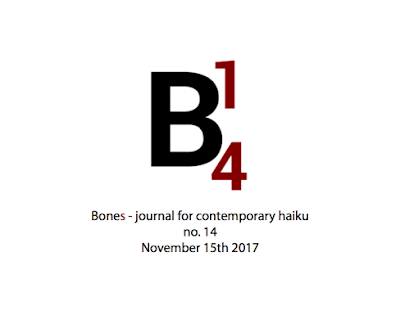 Bones - a journal for contemporary haiku - retrospective from a founding editor / editor emeritus - haiku submissions