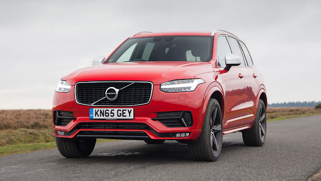 Volvo launches XC90 R-Design - The sportiest XC90 yet