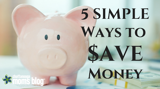 How the Stay at Home Mom Saves Money
