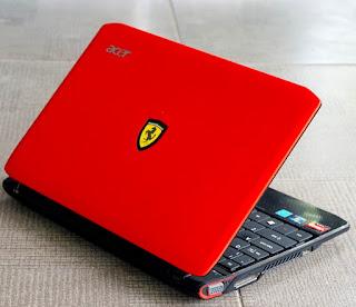 Jual Laptop Acer Ferrari One 200 Second