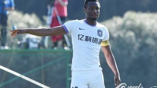 Fabulous China Moves 7 Highest Paid Nigerian Footballers In China Today Hairstyles For Men Maxibearus