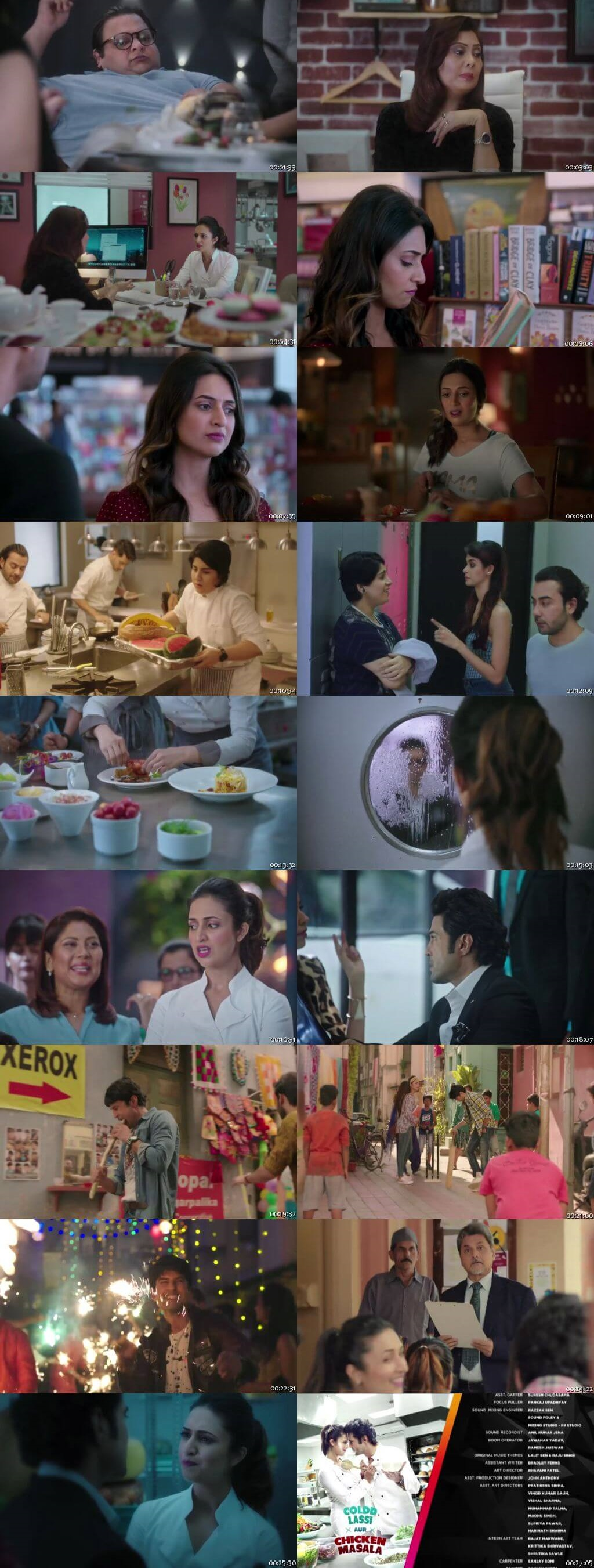 Screenshots Of Hindi Show Coldd Lassi Aur Chicken Masala Season 01 2019 Complete - All Episodes 300MB 720P HD