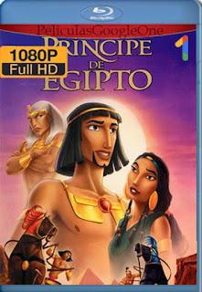 El Principe De Egipto  [1998] [1080p BRrip] [Latino-Inglés] [GoogleDrive] LaChapelHD