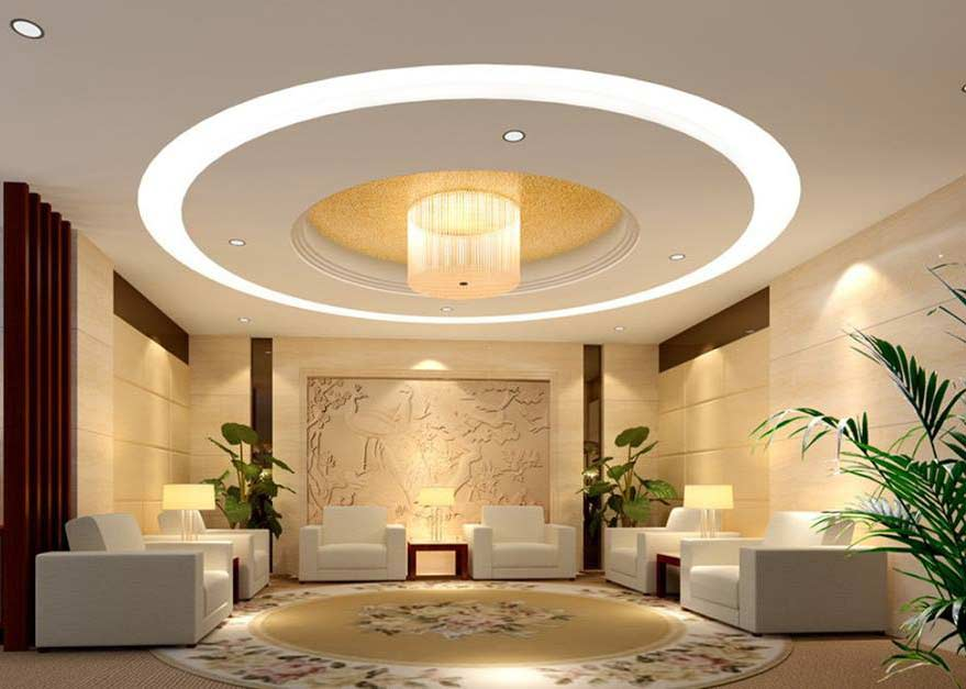Suspended Pop Ceiling Designs