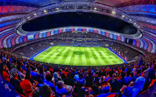 stadium dibenarkan