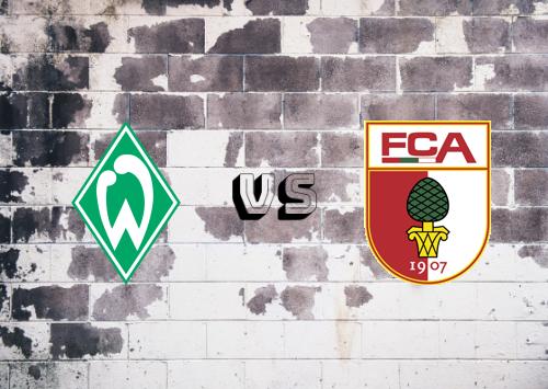 Werder Bremen vs Augsburg  Resumen