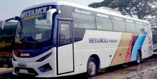 Shyamoli Paribahan All Counters